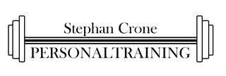 Stephan Crone Personaltraining Logo